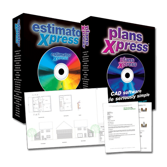 PlansXpress Price up building plans instantly