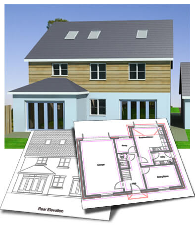 PlansXpress Architect quality plans and designs