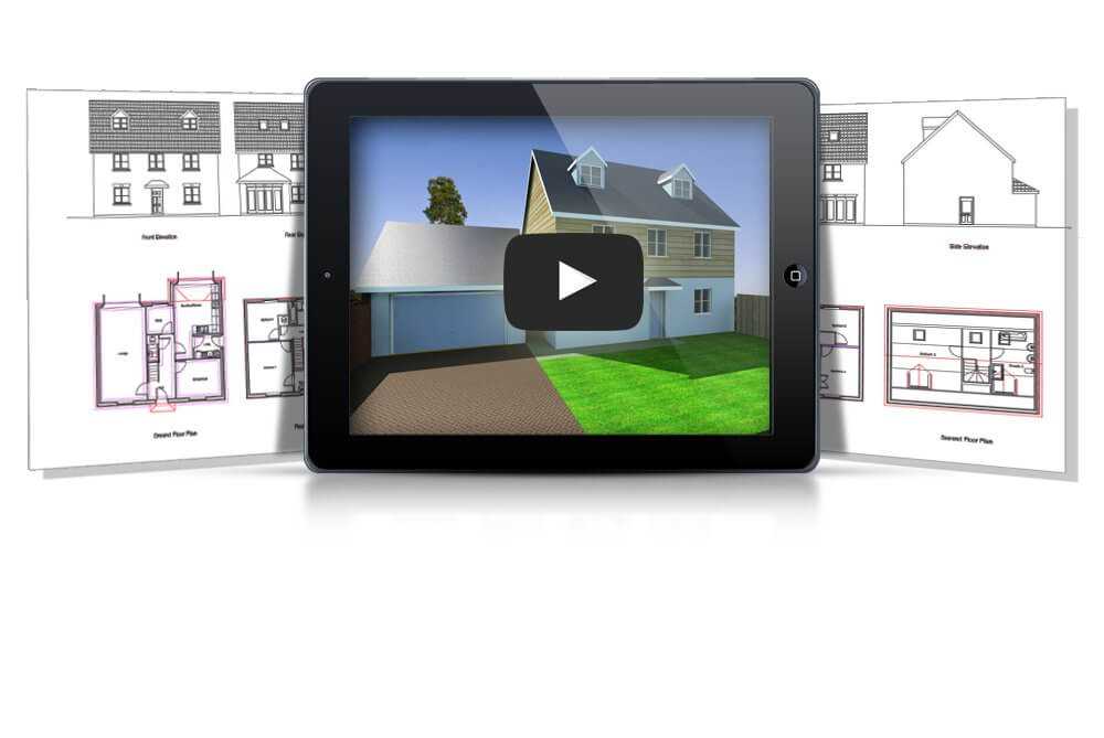 PlansXpress Easy Plans Software for builders and developers