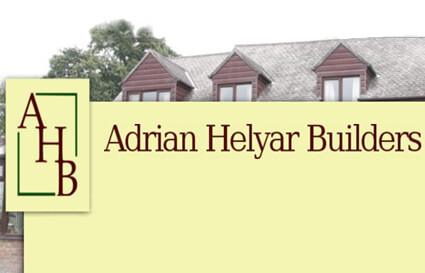 Adrian Helyar, Adrian Helyar Builders, Yeovil, Somerset