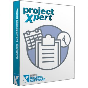 ProjectXpert Project management software for domestic construction