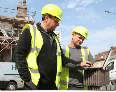 Used by thousands of UK building firms