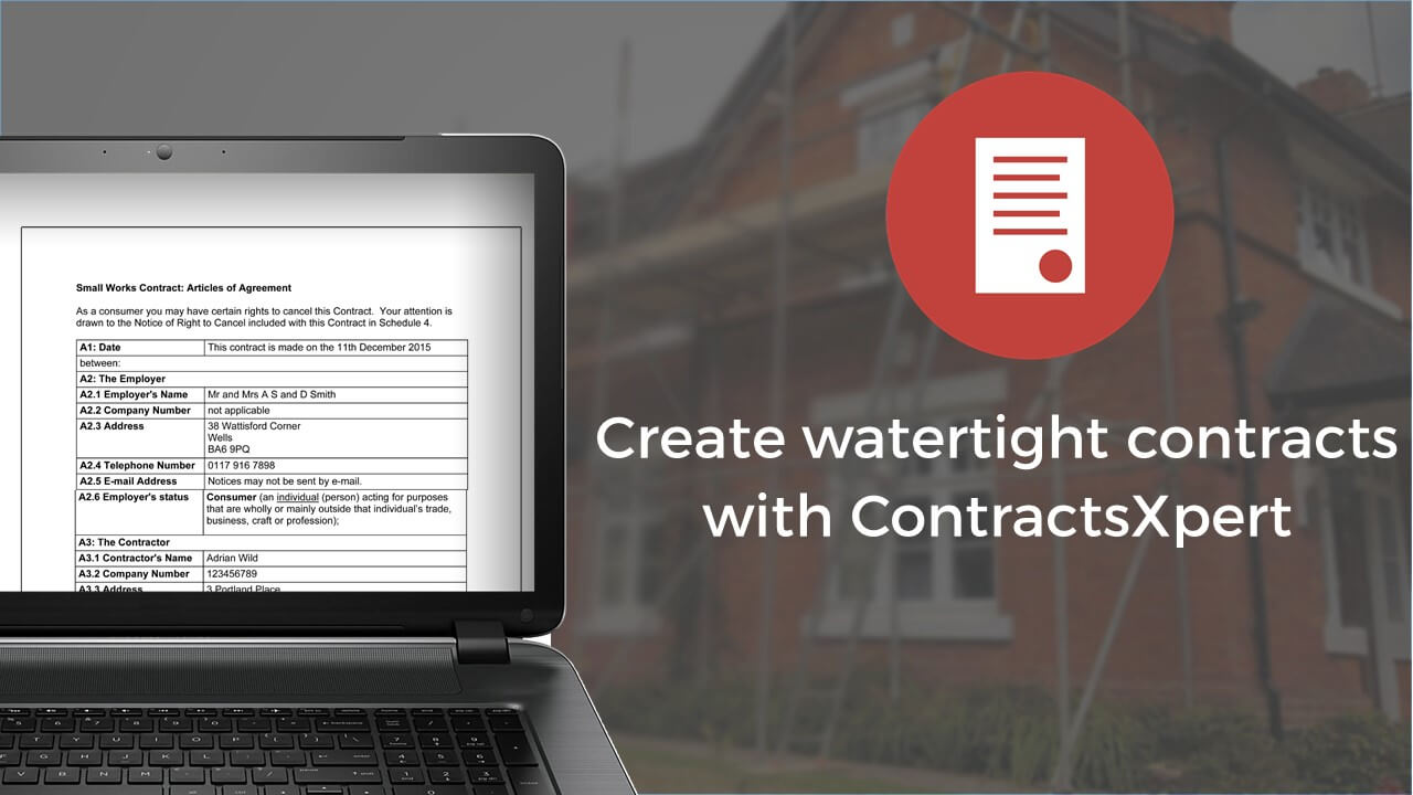 Introducing ContractsXpert