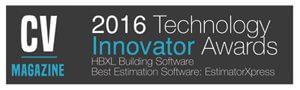 award winning construction software best-estimating-software-2016-technology-innovator-awards