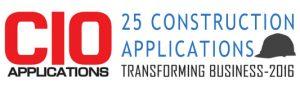 award winning construction software providers cio applications transforming business