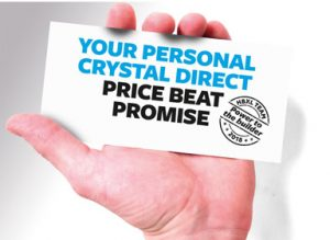Crystal Direct Price Beat Promise