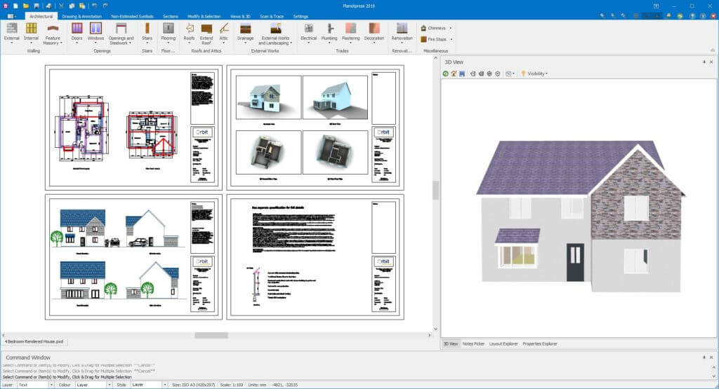 PlansXpress - HBXL Estimating Software for Builders and Developers