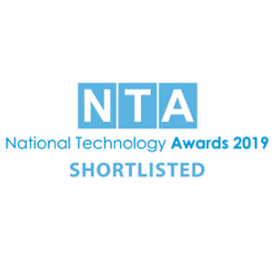 National Technology Awards 2019 Shortlist