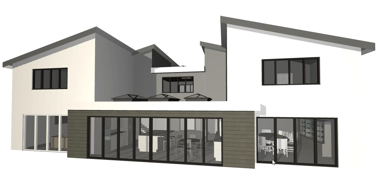Exterior of new PlansXpress 2020