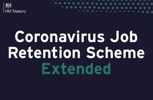 Gov UK CJRS extension